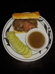 Tri Tip French Dip Sandwich