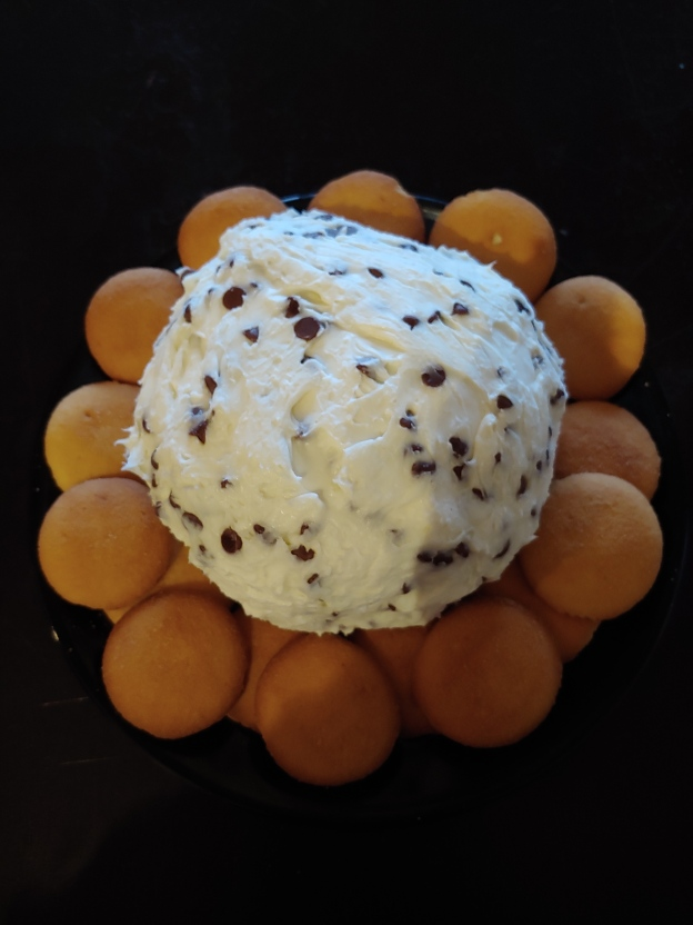 Chocolate Orange Cheese Ball