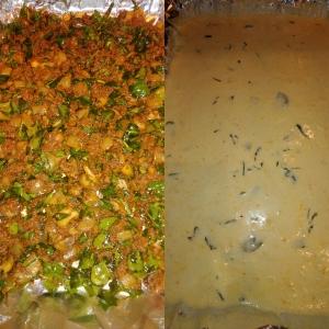 Mexican Quiche pre-cooked