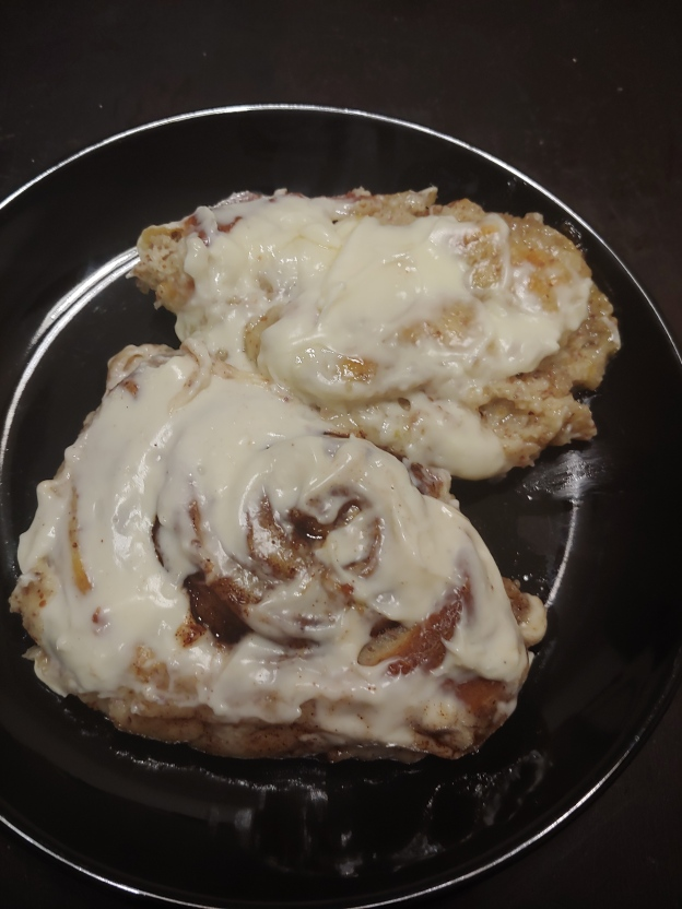Low Carb Sweet Rolls