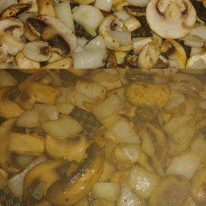 Onions & Mushrooms