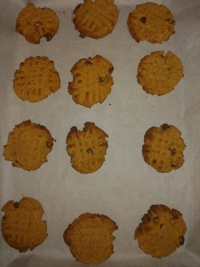 Original Chocolate Peanut Butter Cookies